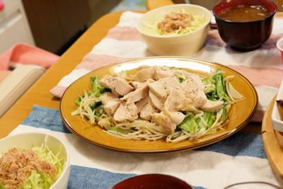 B3ダイエットの食事-2